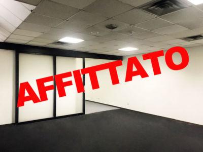 Magazzino 125 mq seminterrato, 4 locali, 1 bagno, Atlantic Business Center via Fantoli 7 Milano mecenate
