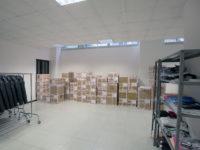 magazzino 220 mq in affitto a Milano via Fantoli zona Mecenate