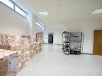 laboratorio 220 mq in affitto a Milano via Fantoli zona Mecenate