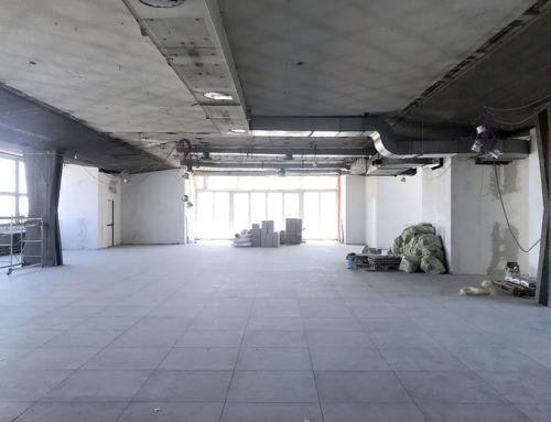 Ufficio 525 mq – quarto piano
