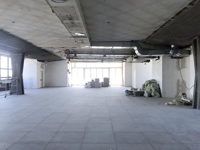 Ufficio in affitto 525 mq quarto piano con terrazza - Atlantic Business Center Milano