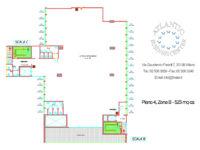 ufficio 525 mq nuova planimetria open space