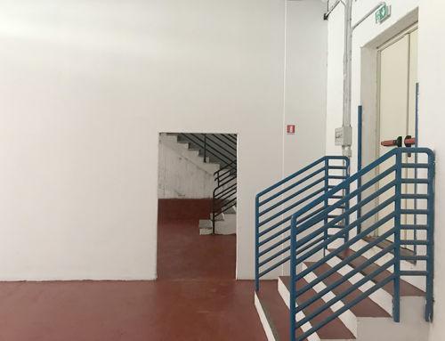 Archivio 95 mq – seminterrato