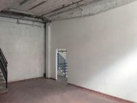 Passaggio da spazio 2 a 1 - archivio 95 mq seminterrato in affitto a Milano c/o Atlantic Business Center