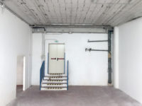 Spazio 1 archivio 95 mq seminterrato in affitto a Milano c/o Atlantic Business Center