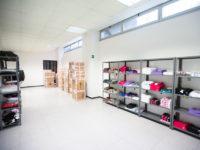magazzino + laboratorio + ufficio 220 mq in affitto a Milano via Fantoli zona Mecenate