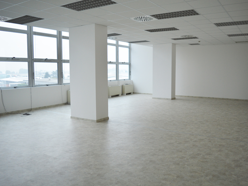 Office to rent in Milan - 750 mq (8073 sqft) - Atlantic Business Center