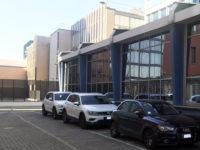 Posti auto scoperti in affitto, in cortile laterale all'interno di Atlantic Business Center - Milano via Fantoli 7