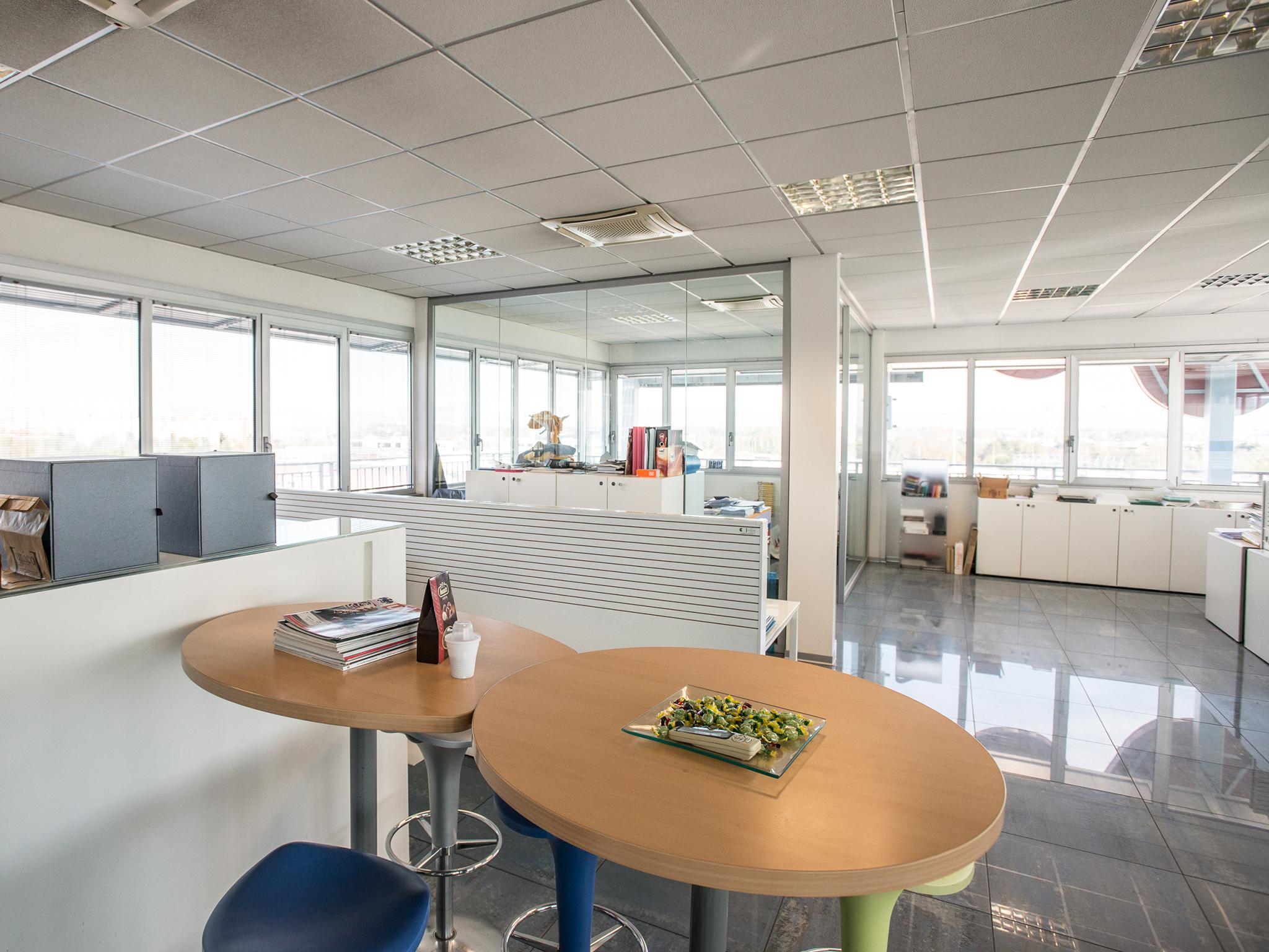 Prestigiosi uffici in locazione - Atlantic Business Center