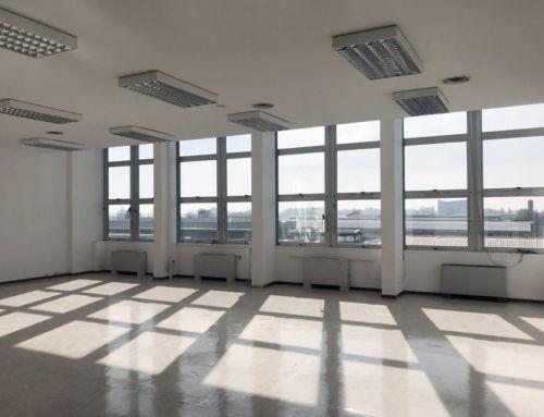 Ufficio 305 mq – secondo piano