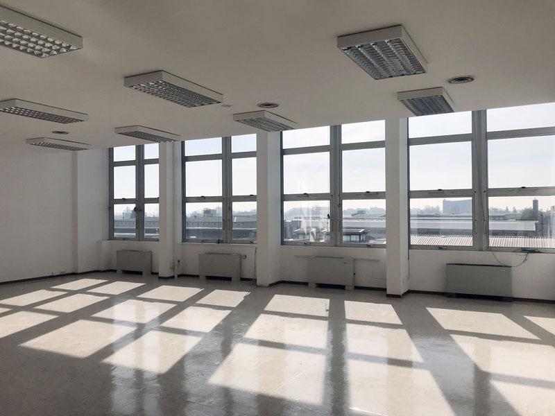 Ufficio in affitto 305 mq Via Fantoli 7 Milano zona Mecenate