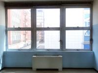 Finestre ufficio posteriore
