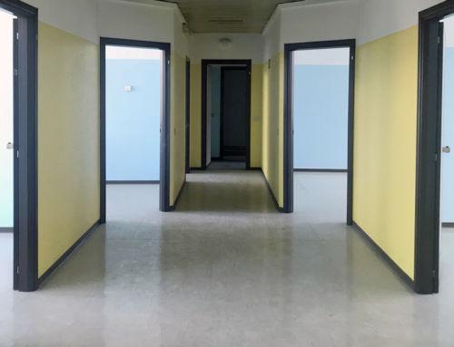 Ufficio 425 mq – primo piano