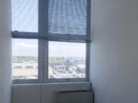 Vista ufficio verso Linate