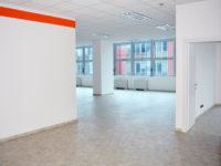 Open space lato ovest - ufficio 750 mq Milano zona Mecenate