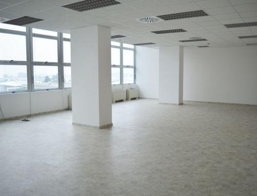 Ufficio 750 mq – terzo piano