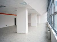 Open space lato est - ufficio 750 mq in affitto Atlantic Business Center