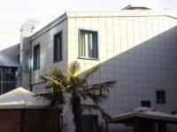 Esterno ufficio 220 mq al primo piano in palazzina indipendente