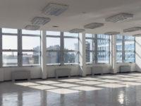 Open space ufficio 305 mq secondo piano, via Fantoli 7 zona Mecenate CAMM Linate