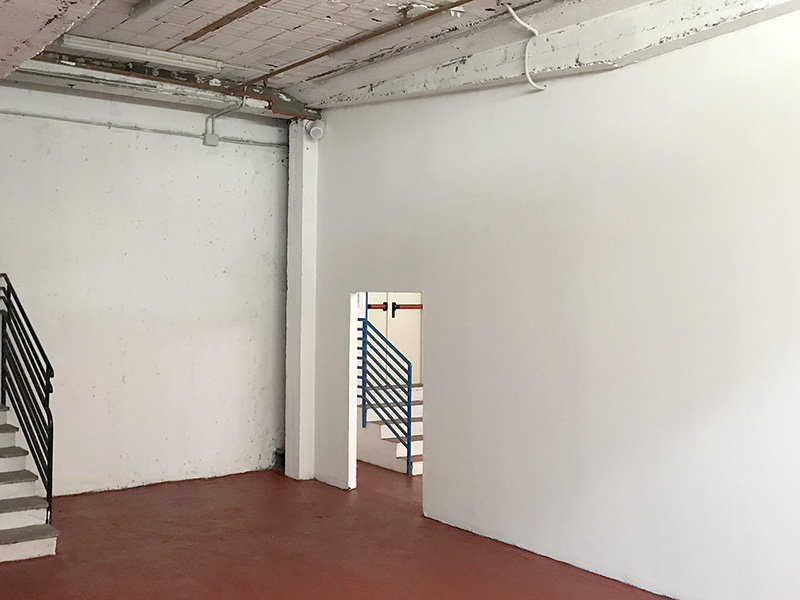 Second room with passage to first room