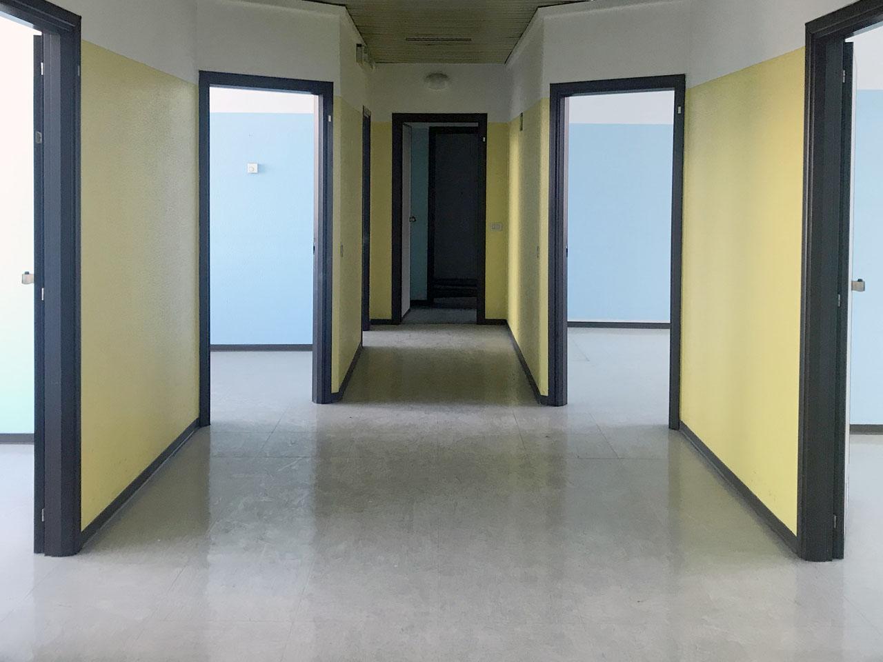 Office to rent in Milan - 425 mq (4575 sqft) - Atlantic Business Center