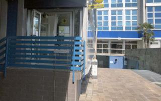 Poste Italiane - ufficio MILANO 62 - ingresso