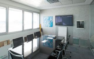 Spazio Company - meeting room