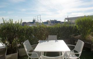Spazio Company - terrace
