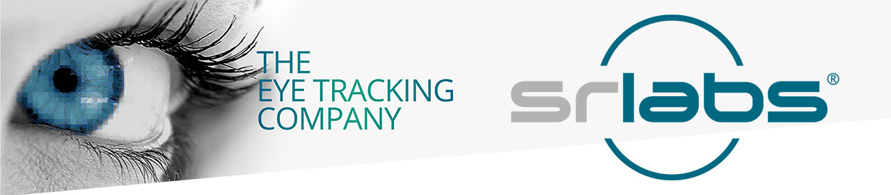 SR Labs - the eye tracking company