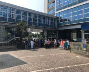Emergency evacuation simulation in the Atlantic Business Center