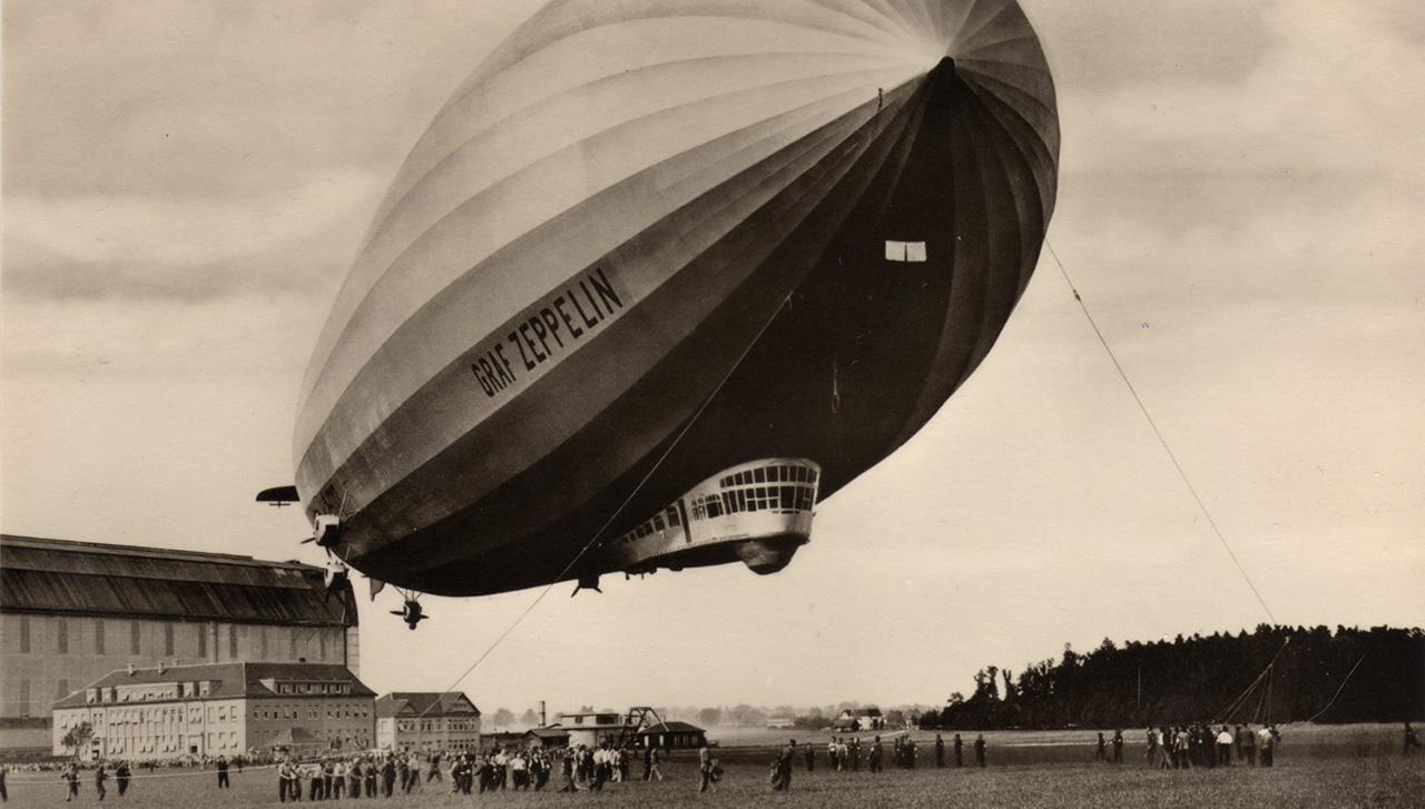 Graf Zeppelin, il dirigibile di maggior successo mai costruito (1928-1040)