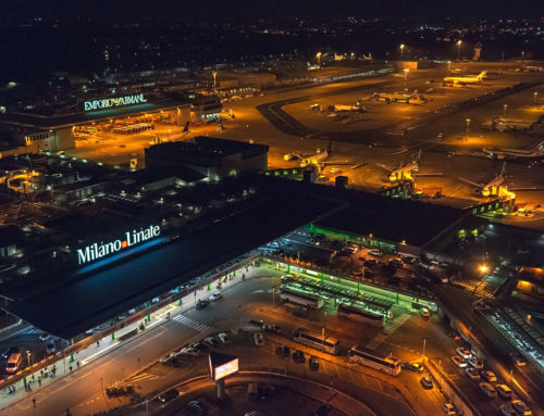 Milano Linate airport closed for three months