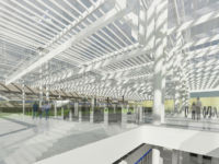 Milano Linate new M4 subway station