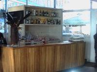 Bancone caffetteria 1 - bar ristorante pizzeria discoteca 880 mq milano via fantoli