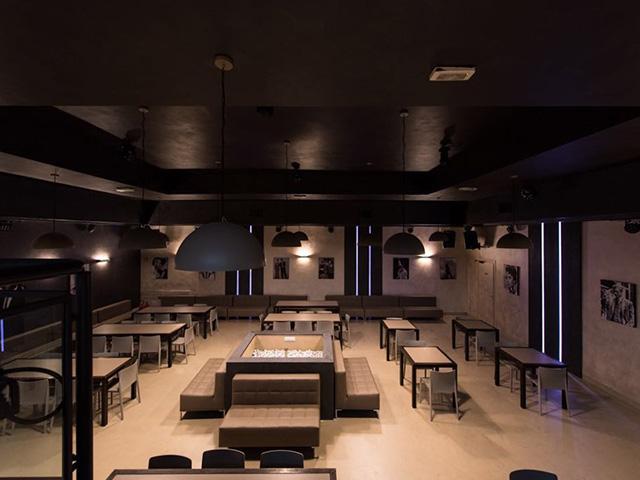 Panoramica ristorante / locale serale - bar ristorante pizzeria discoteca 880 mq milano via Fantoli