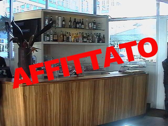 bar ristorante 830mq - affittato