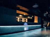 cocktail bar of cafe restaurant club for rent in Milan via Fantoli 7