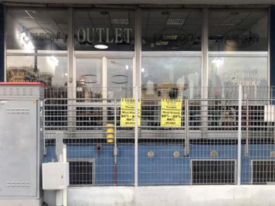 Negozio / Ufficio 55 mq Via Fantoli fronte strada