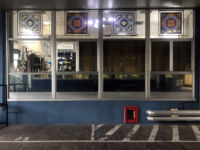 Store / Office for rent in Milan - 55 sq m (592 sq ft) rear windows