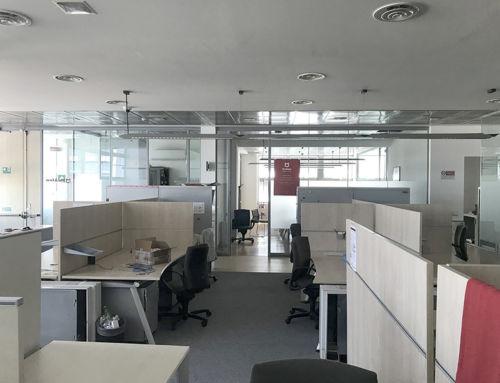 Ufficio 310 mq – terzo piano