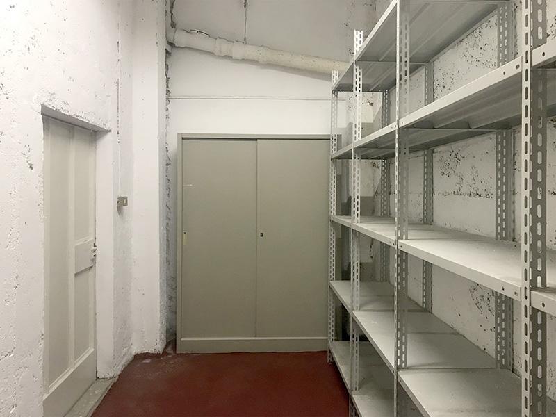 archivio 12 mq seminterrato in Atlantic Business Center