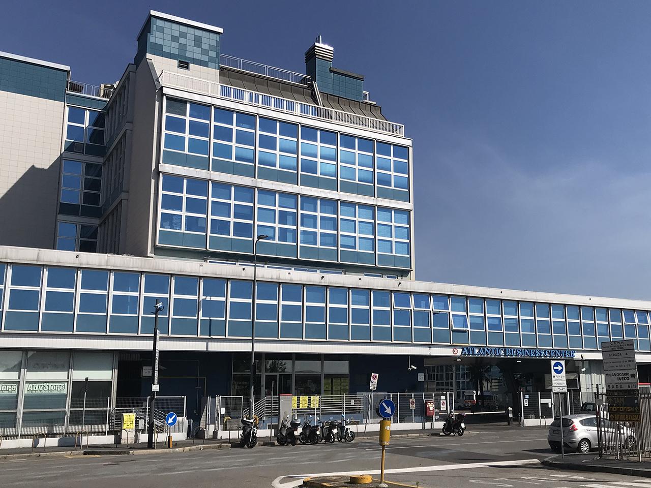 Offerta ripartenza Atlantic Business Center - zero canoni fino al 2021