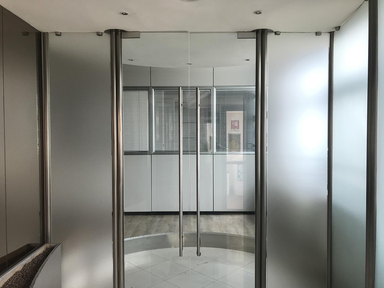 ufficio 430 mq secondo piano - Atlantic Business Center - ingresso