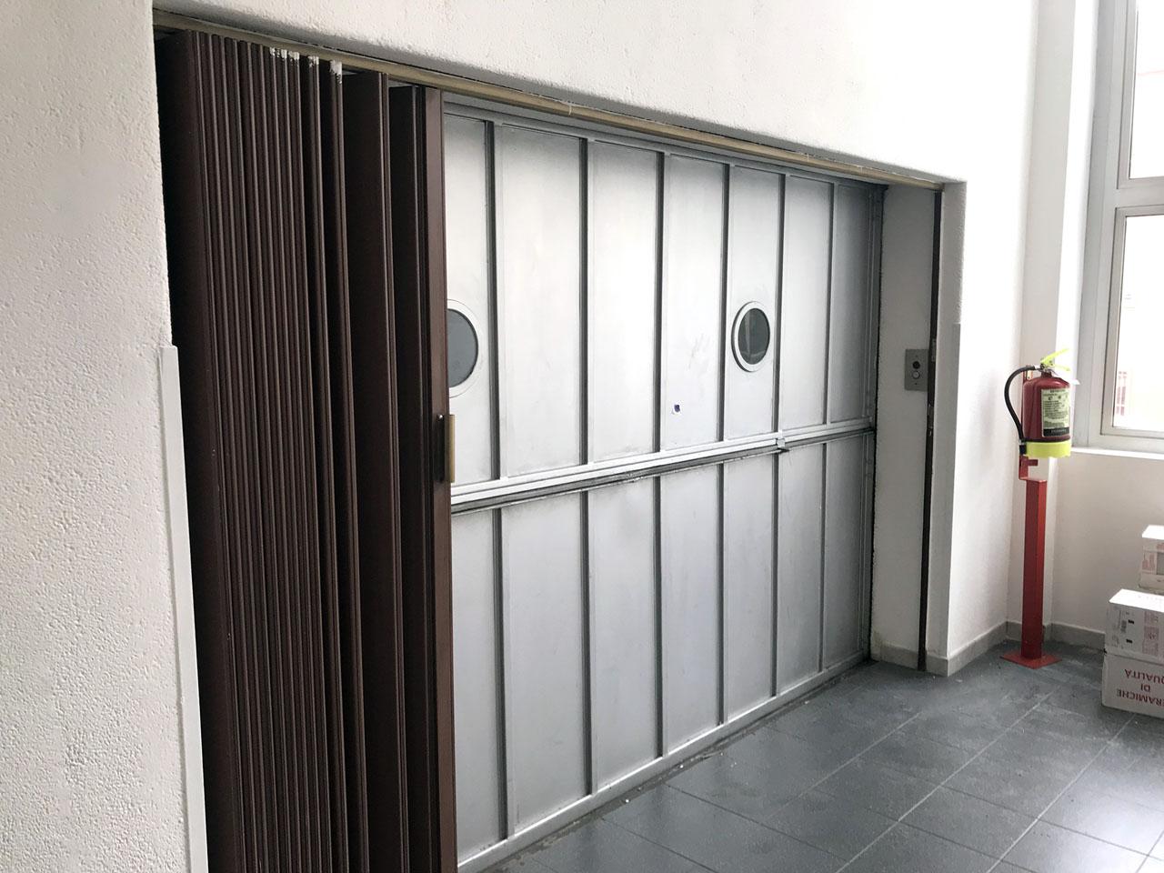 ufficio 430 mq secondo piano - Atlantic Business Center - montacarichi interno