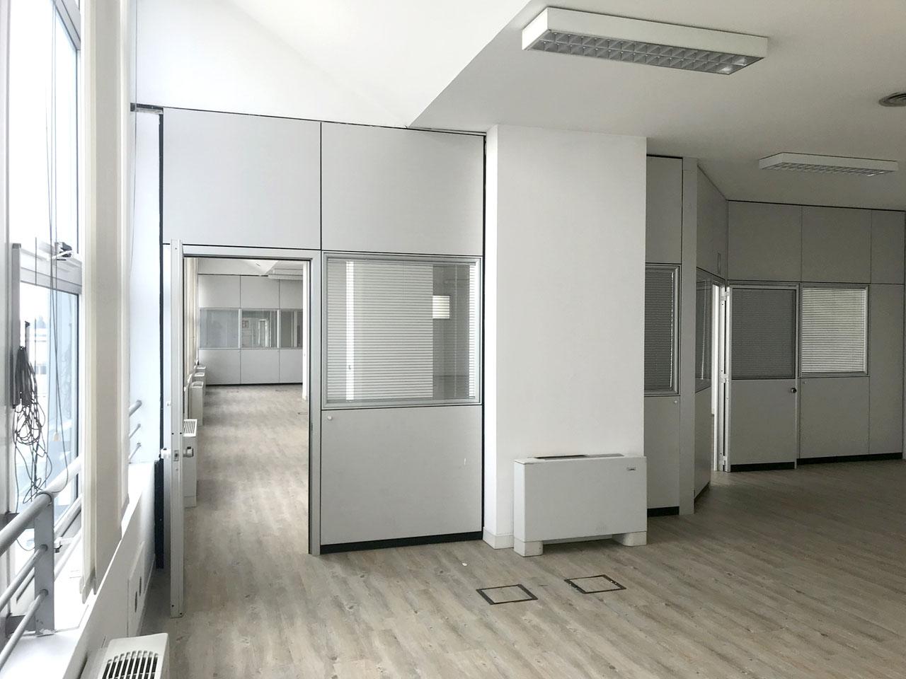 ufficio 430 mq secondo piano - Atlantic Business Center - ufficio open space
