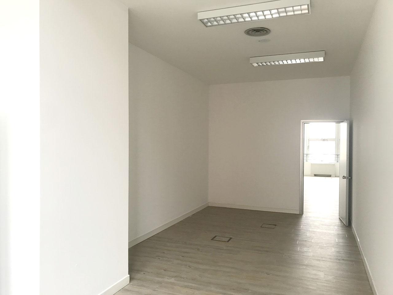 ufficio 430 mq secondo piano - Atlantic Business Center - ufficio singolo lato ovest