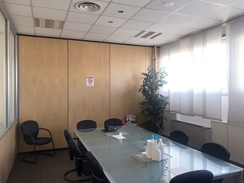 office 1350 sq m (14531 sq ft) in Atlantic Business Center - fourth floor