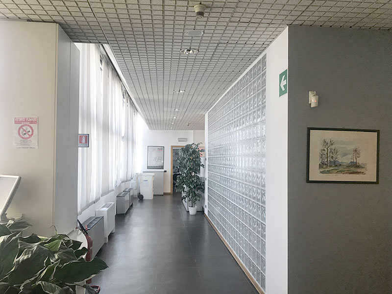 office 377 sq m (4058 sq ft) in Atlantic Business Center - fourth floor