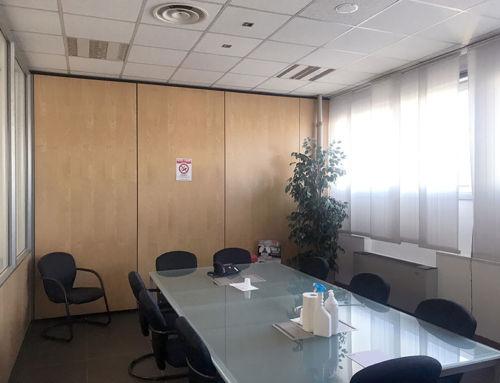 Ufficio 1.350 mq – quarto piano