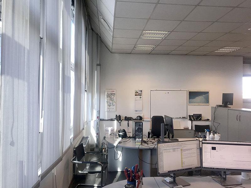 ufficio 146 mq in Atlantic Business Center - quarto piano